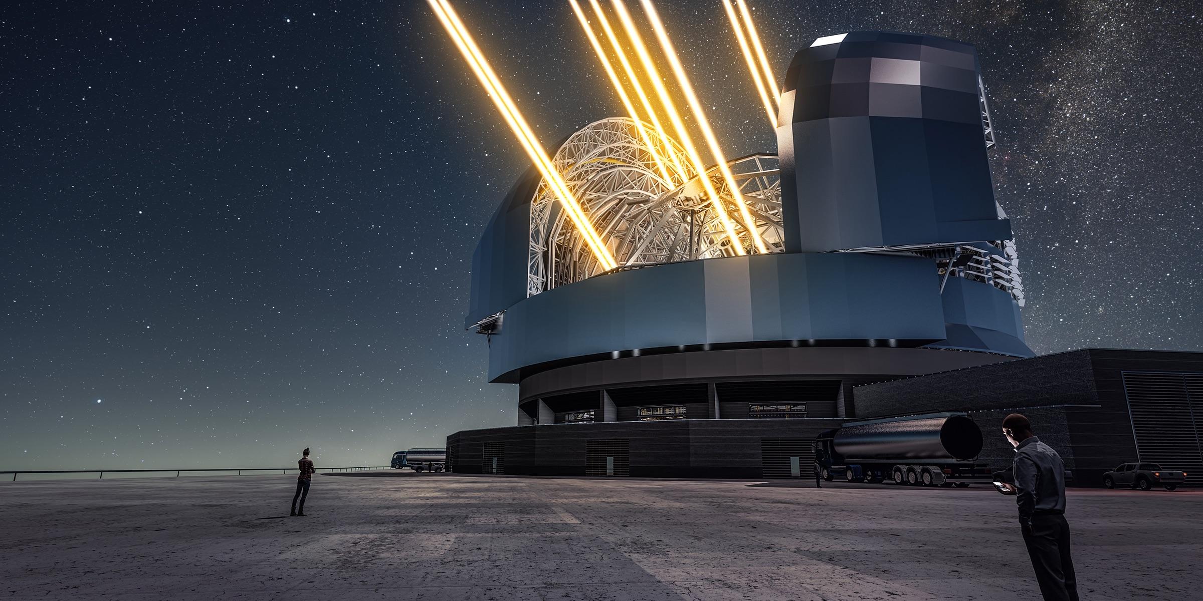 DSC-FT1119 10 Extremely Large Telescope