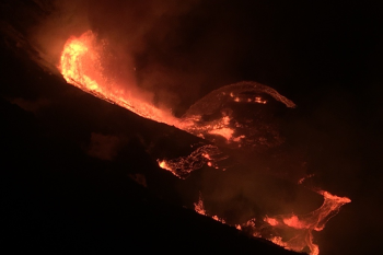 Kīlauea Ends 2020 with a New Eruption
