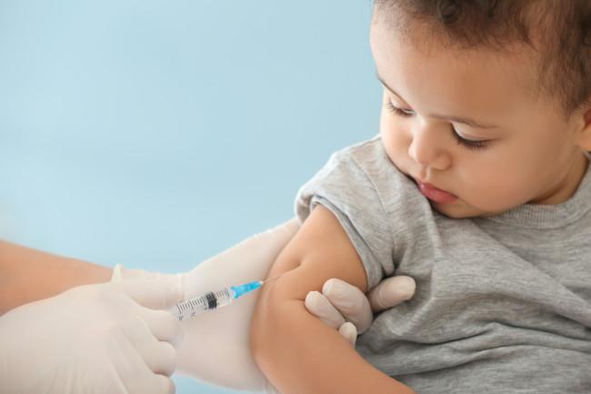 Vaccination Vaccine Child - Shutterstock