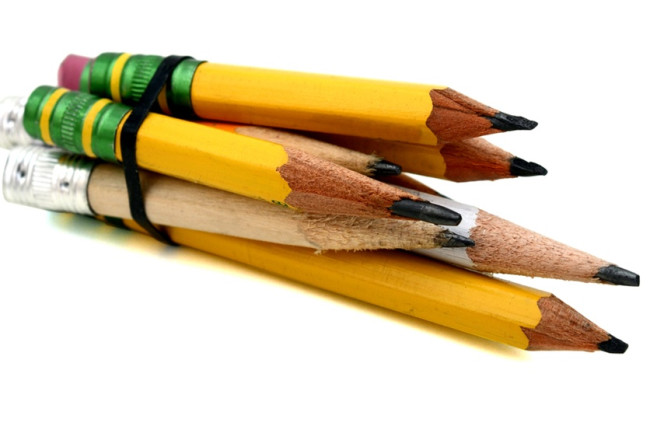Pencils - Shutterstock