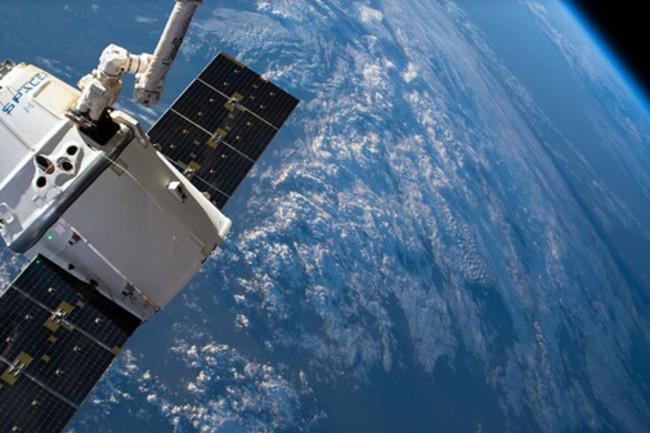 SpaceX Dragon - NASA