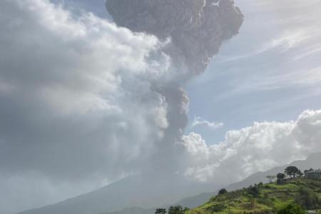 The Eruption at La Soufrière on St. Vincent Takes an Explosive Turn