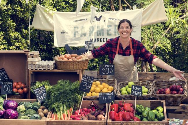 Farmer's Market - Shutterstock