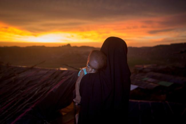 Malnourished Child Bangladesh - Shutterstock