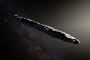 Alien Space Rock 'Oumuamua May be Chunk of a Shredded World