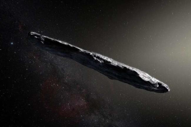 'Oumuamua - ESO
