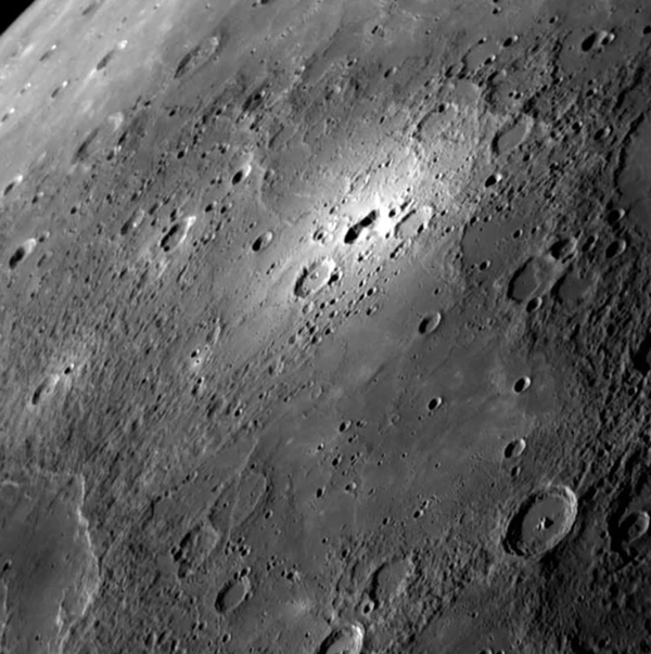 Features On Pluto S Moon Charon And Mercury Get Official