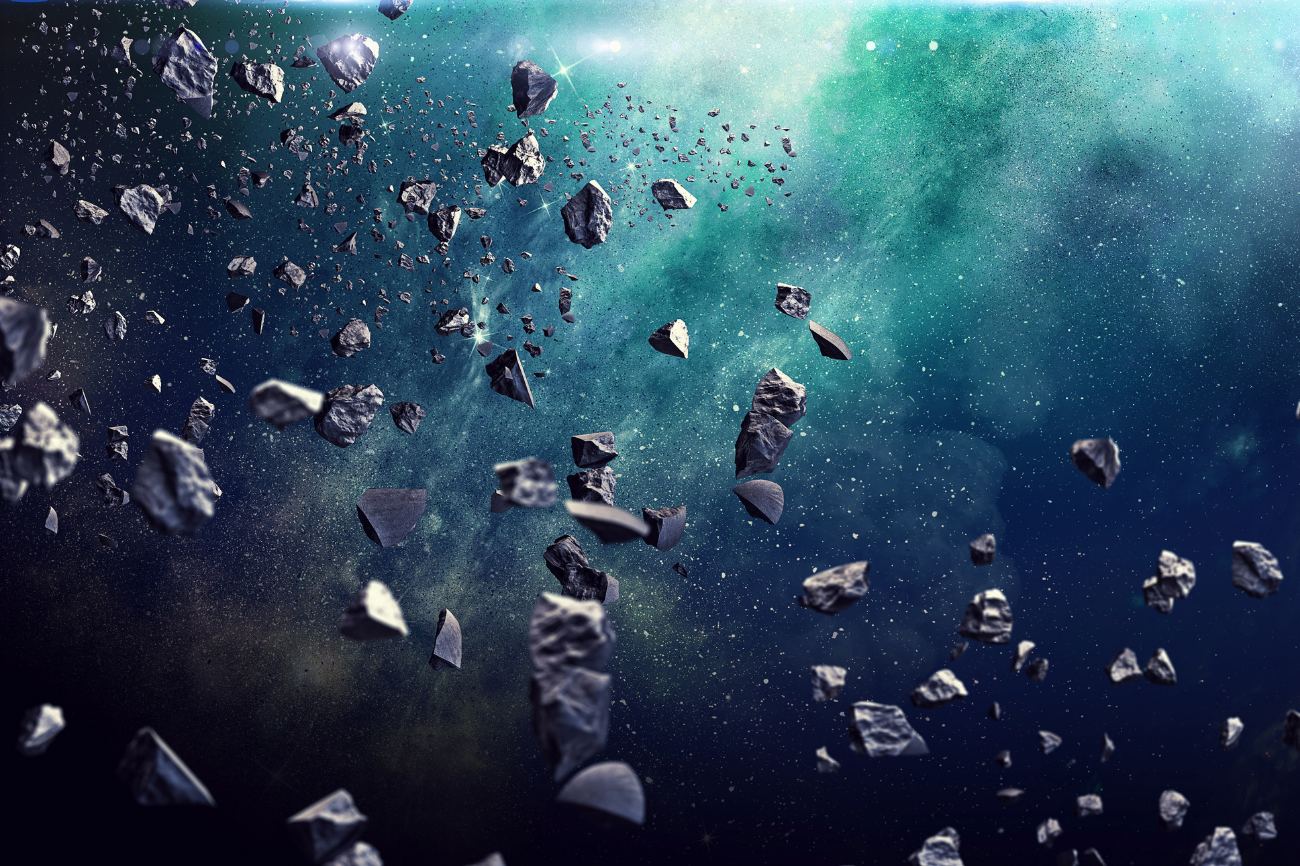 Asteroids: What They Are and Where They Come From