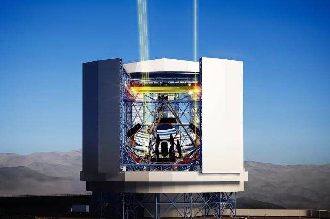 DSC-FT1119 09 Las Campanas Observatory rendering