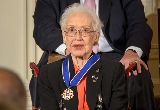 Katherine Johnson Medal of Freedom