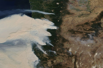 Why Volcanic Ash and Wildfire Ash Are Very Different Hazards