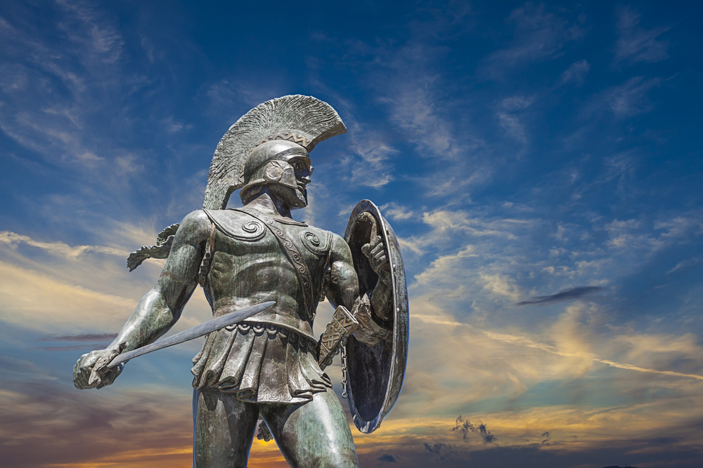 The Epic Battle of Thermopylae Remains One of the Most Stirring Defeats of All Time