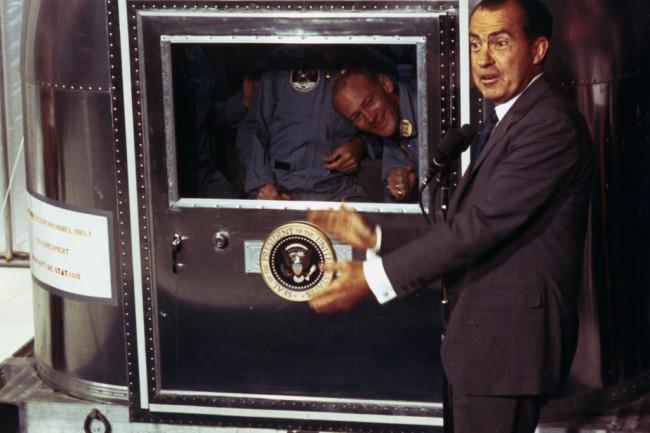 Nixon Apollo 11 - NASA