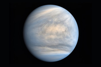 Why Are Venus' Clouds So Weird?