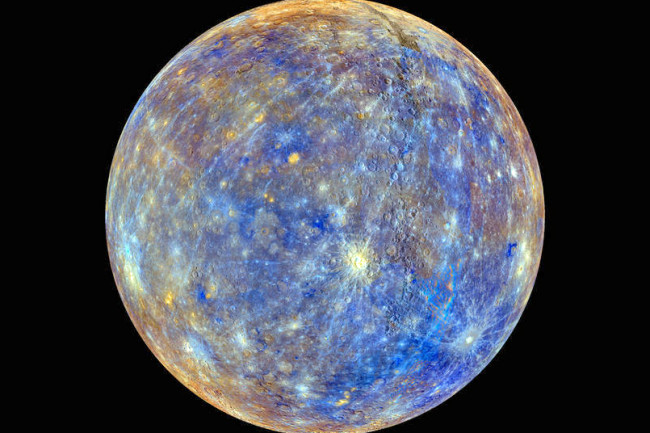 mercury-NASA