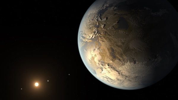 <p>What Would Earth Look Like to Alien Astronomers? </p> thumbnail