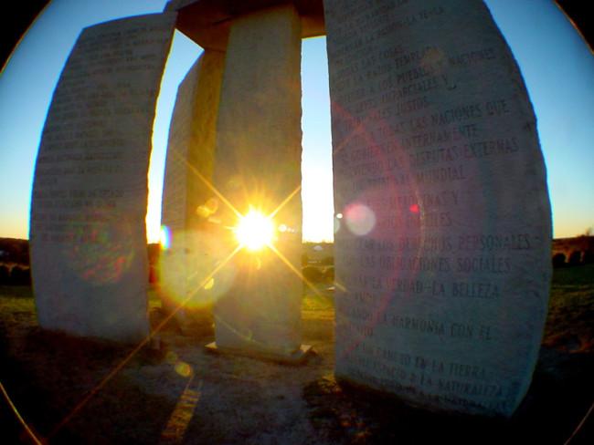 georgia guidestones - Flickr
