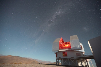 Earth's Biggest Telescopes Reopen After Months of COVID Closures