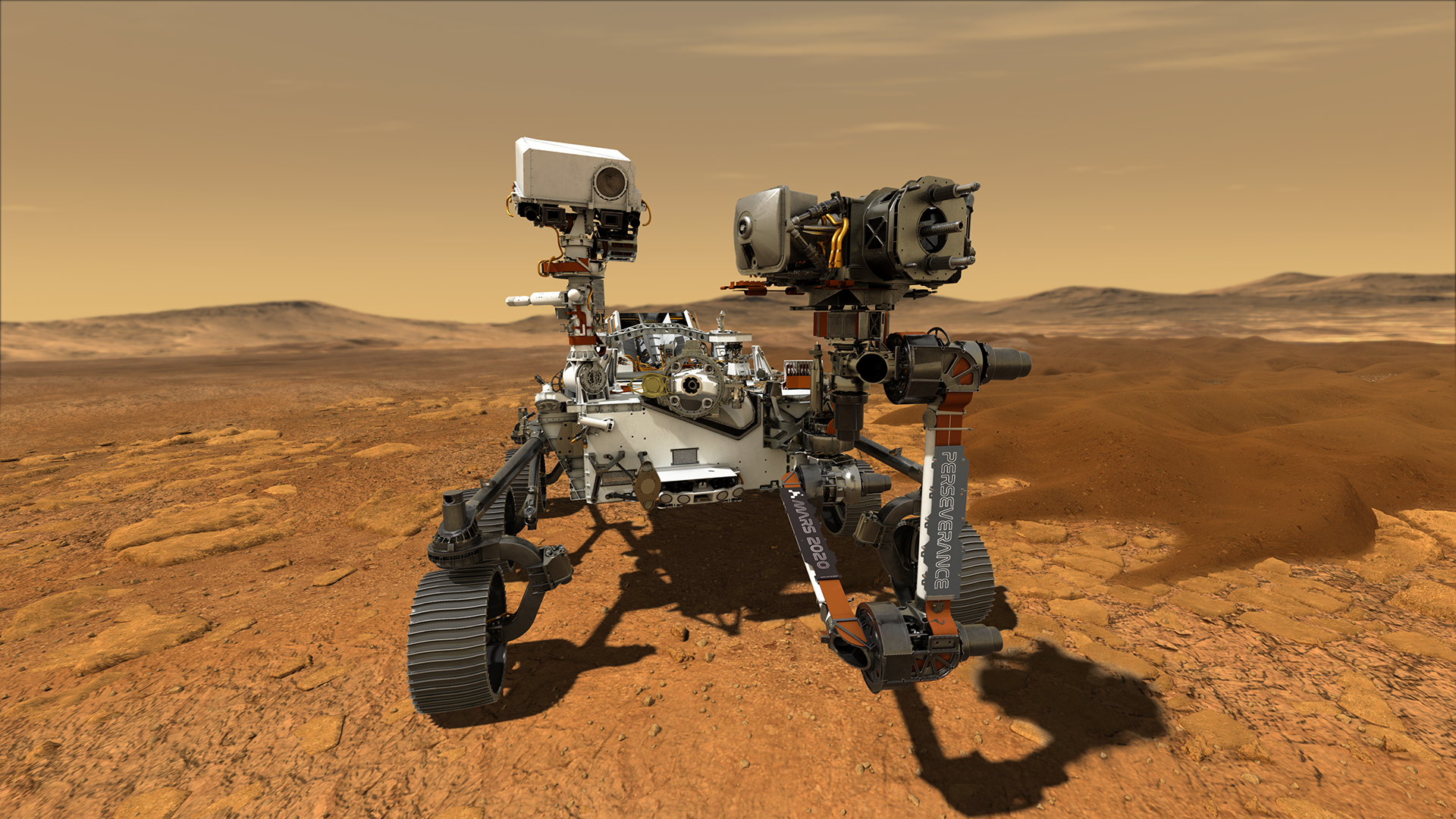 The Search for Life on Mars Begins in February thumbnail