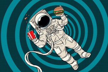 How Do Scientists Build the Best Diet for Astronauts?