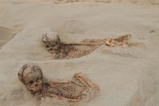 mummified children