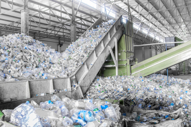 Recycling Facility - Shutterstock
