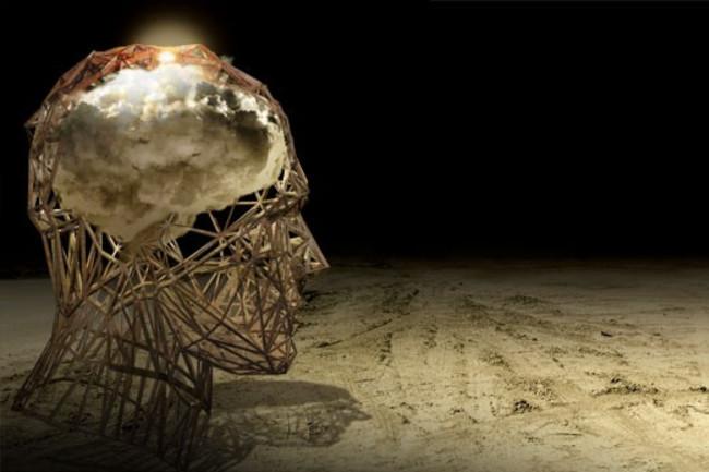Brain Mind Illustration - Stuart Bradford