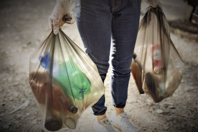 Plastic Bags Recycling Trash - Shutterstock