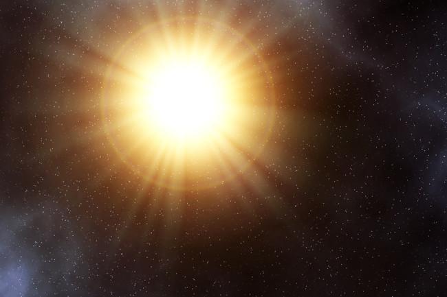 sunlike star - shutterstock