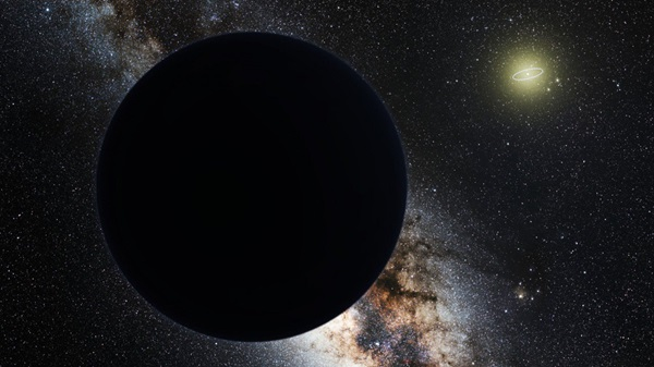 Planet Nine Might Be a Black Hole the Size of a Baseball