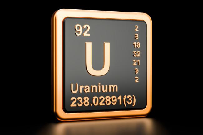 Uranium - Shutterstock
