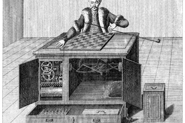 Mechanical Turk - Wikimedia Commons