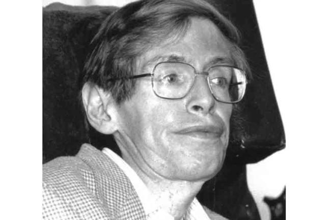Stephen Hawking shutterstock