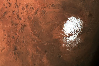 Salty Lakes Found Beneath Mars' Surface