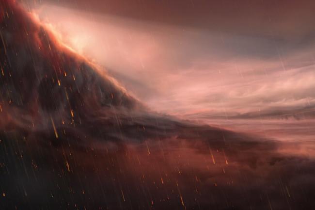 iron rain exoplanet