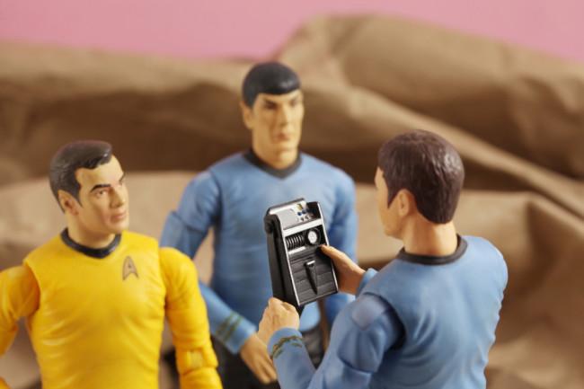Tricorder Star Trek - Shutterstock