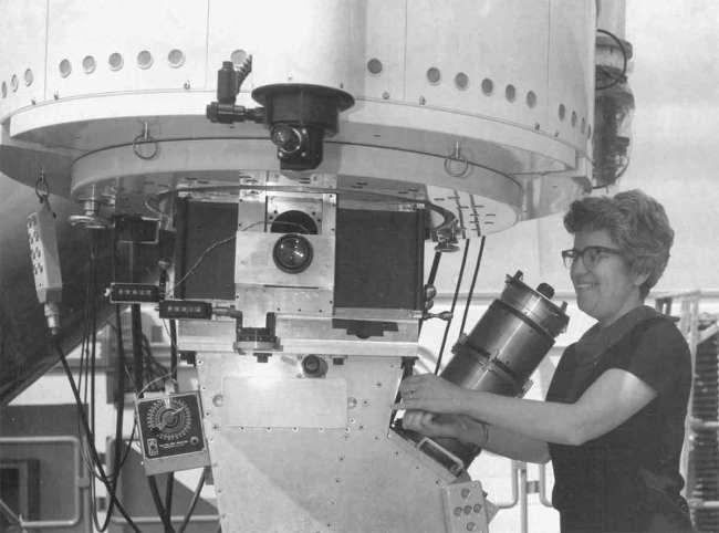 vera rubin - telescope - public domain