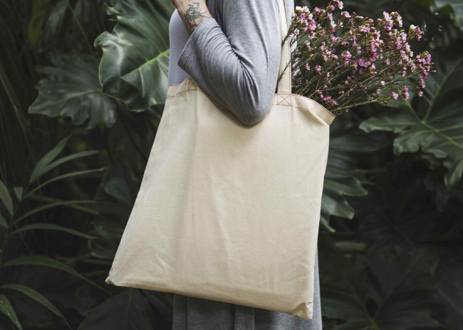 Cotton Tote Bag - Shutterstock