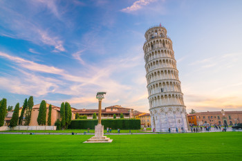 The Leaning Tower of Pisa Wasn't Supposed to Lean