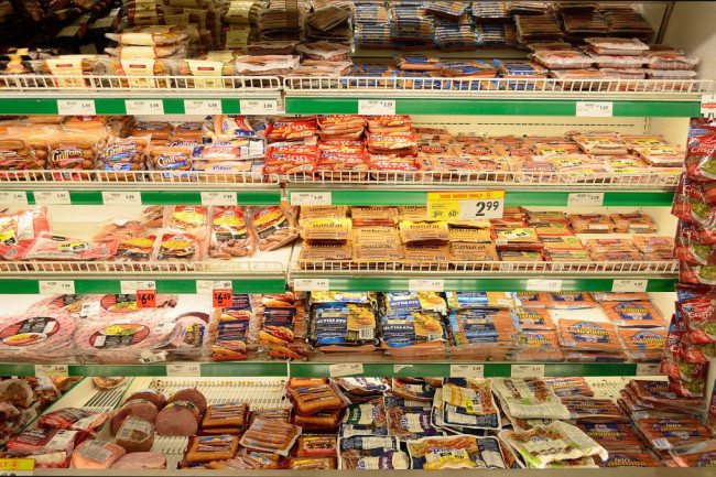 Processed Meat - Wikimedia Commons