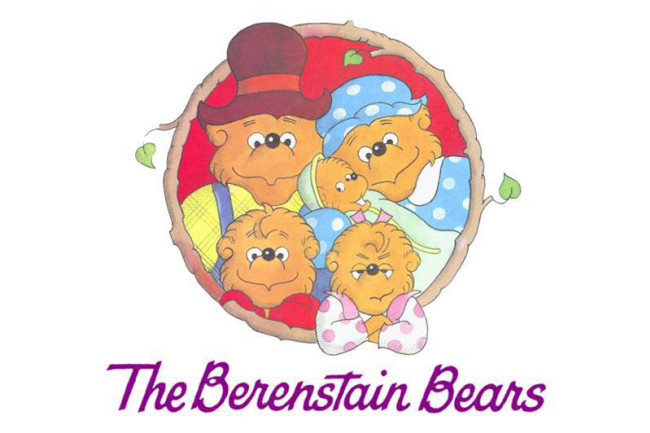 Berenstain Bears - Wikimedia