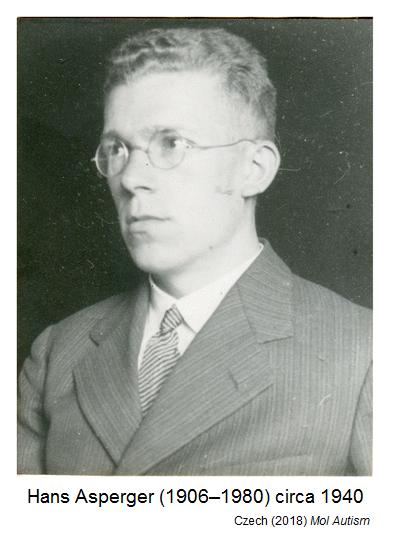 Hans Asperger and the Nazis - Neuroskeptic