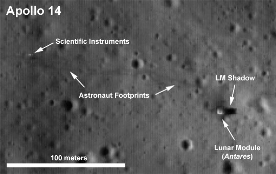 lro apollo14site