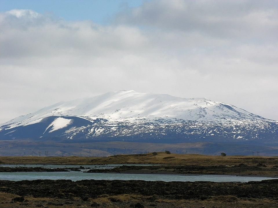Hekla-Volcano