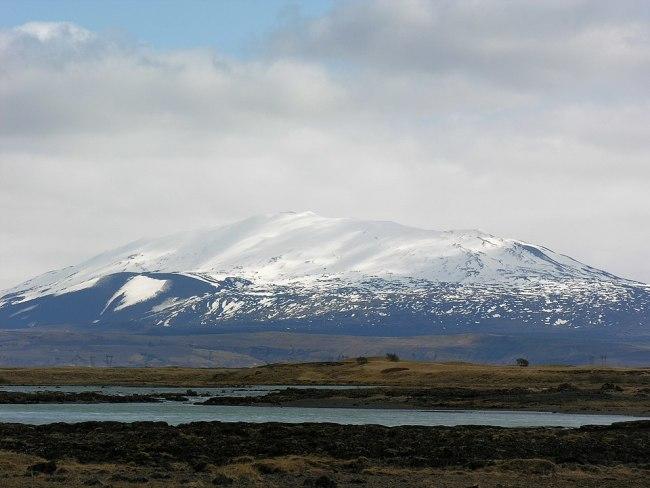 Hekla Volcano - Wikimedia Commons