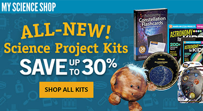MyScienceShop Science Project Kits