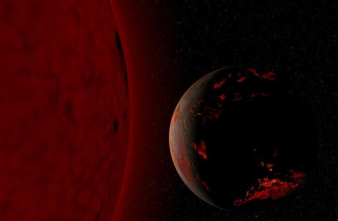 Red Giant Earth - Wikimedia