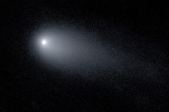 Borisov interstellar alien comet