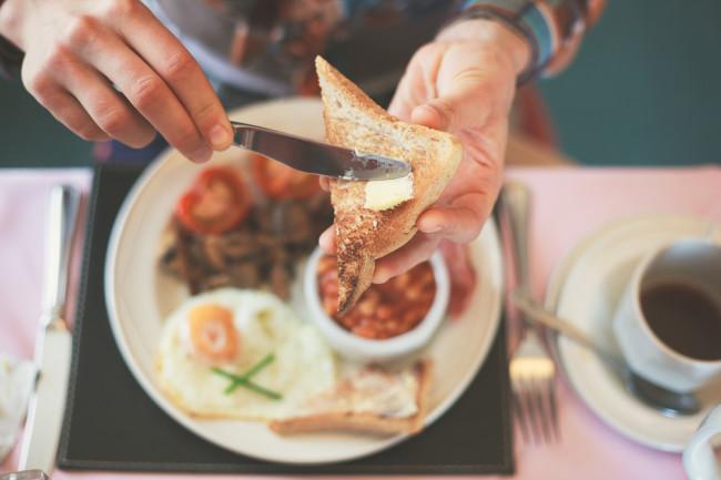 Breakfast - Shutterstock