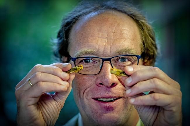 Marcel Dicke - Robin Utrecht